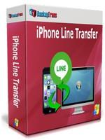 Backuptrans iPhone Line Transfer (Personal Edition) Screen shot