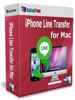 Backuptrans iPhone Line Transfer for Mac (Personal Edition) discount coupon