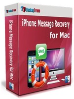 Backuptrans iPhone Message Recovery for Mac (Personal Edition) discount coupon