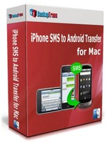 Backuptrans iPhone SMS to Android Transfer for Mac (Personal Edition) discount coupon
