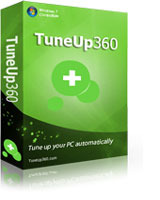 TuneUp360 1 Year License for 1 PC discount coupon
