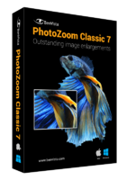 PhotoZoom Classic 7 discount coupon