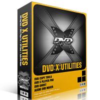 DVD X Utilities discount coupon