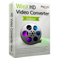 WinX HD Video Converter Deluxe [Full License] discount coupon