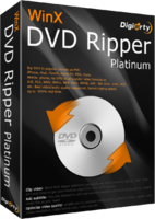 WinX DVD Ripper Platinum [Full License] discount coupon