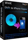 WinX DVD to iPhone Ripper discount coupon