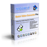 Movkit Batch Video Converter Pro discount coupon