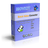 Movkit Batch Video Converter discount coupon
