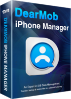 DearMob iPhone Manager - Lifetime 1Mac