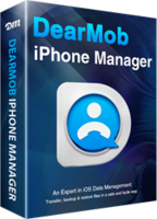DearMob iPhone Manager – 1 Year 1Mac discount coupon