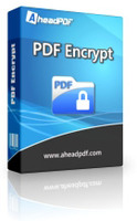 >40% Off Coupon code Ahead PDF Encrypt - Multi-User License (Up to 10 Users)