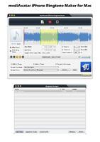 35% OFF mediAvatar iPhone Ringtone Maker for Mac
