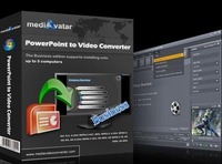 mediAvatar PowerPoint to Video Converter Business discount coupon