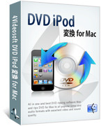 4Videosoft DVD iPod 変換 for Mac discount coupon