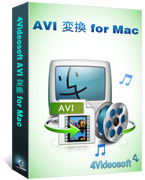 4Videosoft AVI for Mac download