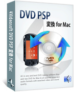 4Videosoft DVD PSP for Mac download