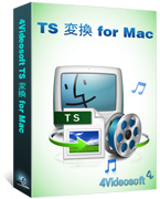 4Videosoft TS for Mac download
