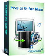 4Videosoft PS3 for Mac download