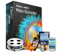CloneDVD Video Converter 3 Years/1 PC discount coupon
