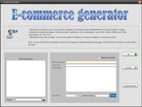 E-commerce generator discount coupon