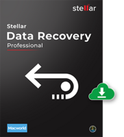 Stellar Data Recovery Professional for Mac [2 Year Subscription]