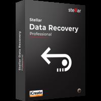 Stellar Data Recovery Mac Professional+  boxshot
