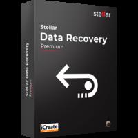Stellar Data Recovery Mac Premium+  boxshot