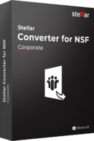 Stellar Converter for NSF Corporate [1 Year Subscription] discount coupon