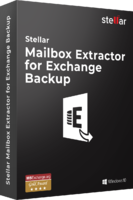 Stellar Mailbox Extractor for Exchange Backup discount coupon