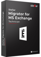 Stellar Migrator for MS Exchange Technician boxshot