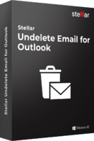 Stellar Undelete Email for Outlook [1 Year Subscription] discount coupon