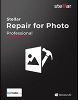 Stellar Repair For Photo Professional Windows boxshot