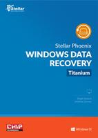 cheap Stellar Phoenix Windows Data Recovery Home Titanium