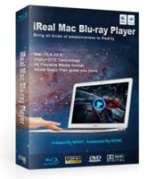 iReal Mac Blu-ray Player discount coupon