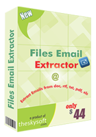 Files Email Extractor discount coupon