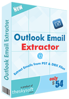 Outlook Email Extractor discount coupon