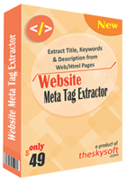 Website Meta Tag Extractor discount coupon