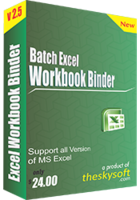 Batch Excel Workbook Binder discount coupon
