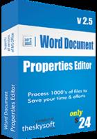 cheap Word Document Properties Editor