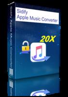 Sidify Apple Music Converter for Mac discount coupon