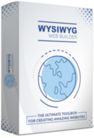 WYSIWYG Web Builder discount coupon