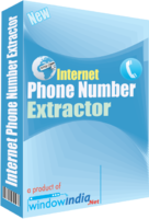 Internet Phone Number Extractor discount coupon