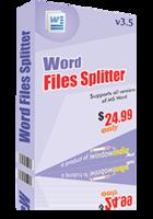 cheap Word Files Splitter