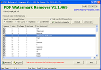 20% OFF PDF Watermark Remover - Home Edition