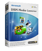 screenshot of Aimersoft DRM Media Converter
