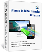 4Videosoft iPhone to Mac Transfer Ultimate