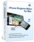 cheap 4Videosoft iPhone Ringtone Maker for Mac