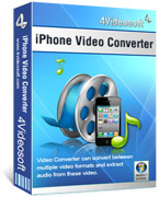 4Videosoft iPhone Video Converter discount coupon
