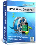 4Videosoft iPod Video Converter discount coupon