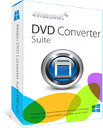 4Videosoft DVD Converter Suite discount coupon